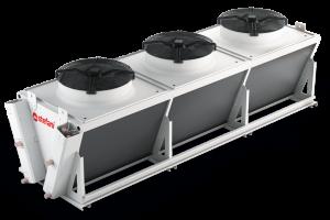condensador 3 motores en v
